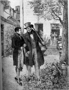 Inconnu - Honoré de Balzac - Old Goriot. Philadelphia - George Barrie & Son - 1897