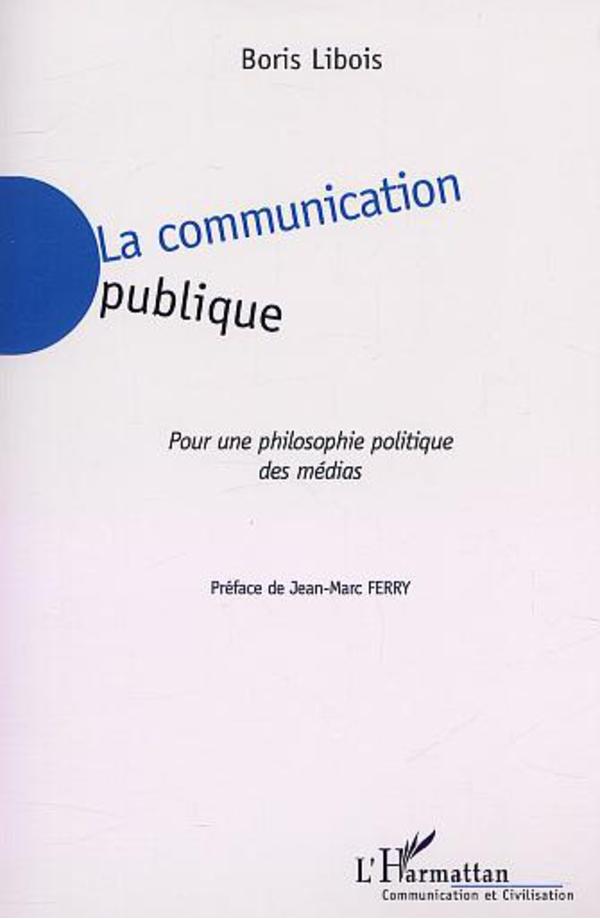 Médias, éthique et régulation : entretien avec Boris Libois