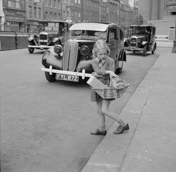 Safety First - Road Safety For Children - (England, 1942)