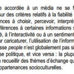 Intervention « Informer, s'informer : désinformation et fake news »