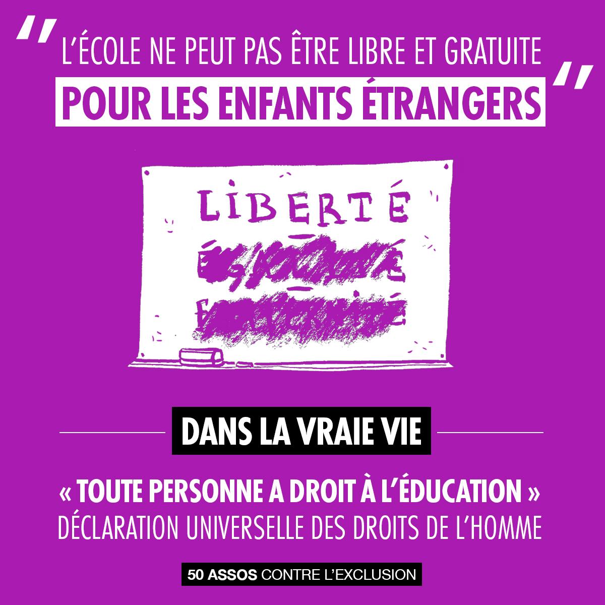 Source : 50 assos contre l'exclusion - L'autre campagne #DansLaVraieVie (2017) - http://50assos-contrelexclusion.org/index.php