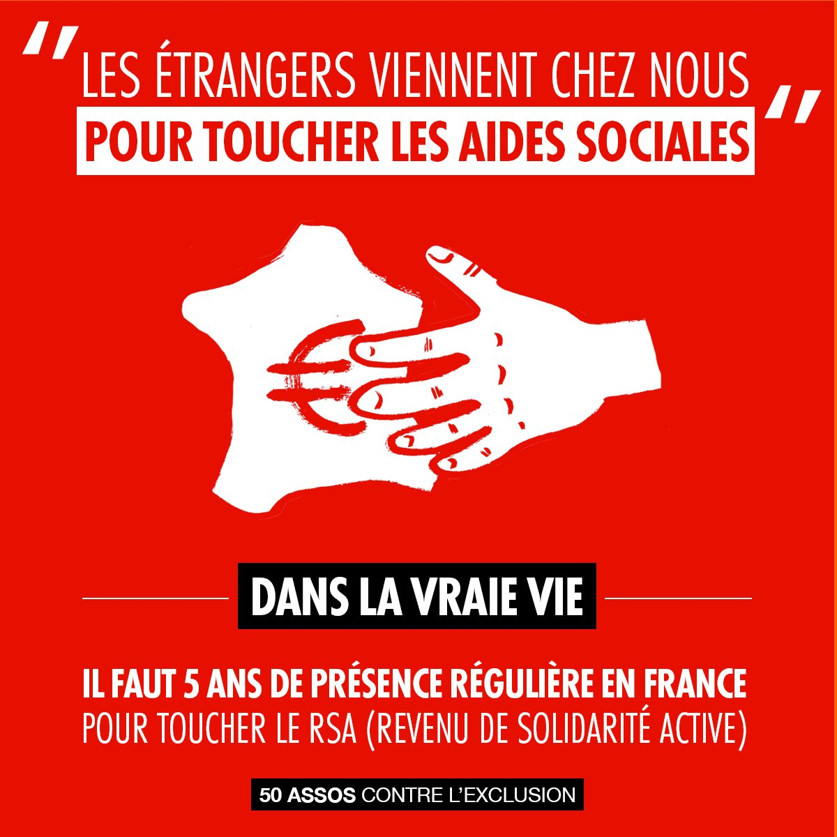 Source : 50 assos contre l'exclusion - L'autre campagne #DansLaVraieVie (2017) - http://50assos-contrelexclusion.org/index.php