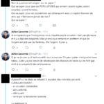 J'ai débattu sur le thème de l'immigration sur Twitter