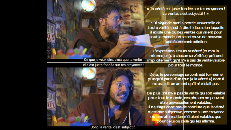 Source : Et tout le monde s'en fout - La vérité - https://www.youtube.com/watch?v=VD4ne7VuFVs