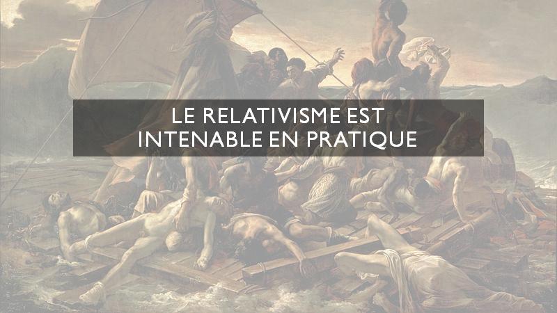 """""""Il n'y a pas de vérité"""", """"à chacun sa vérité""""... Qu'est-ce que le relativisme ?"""
