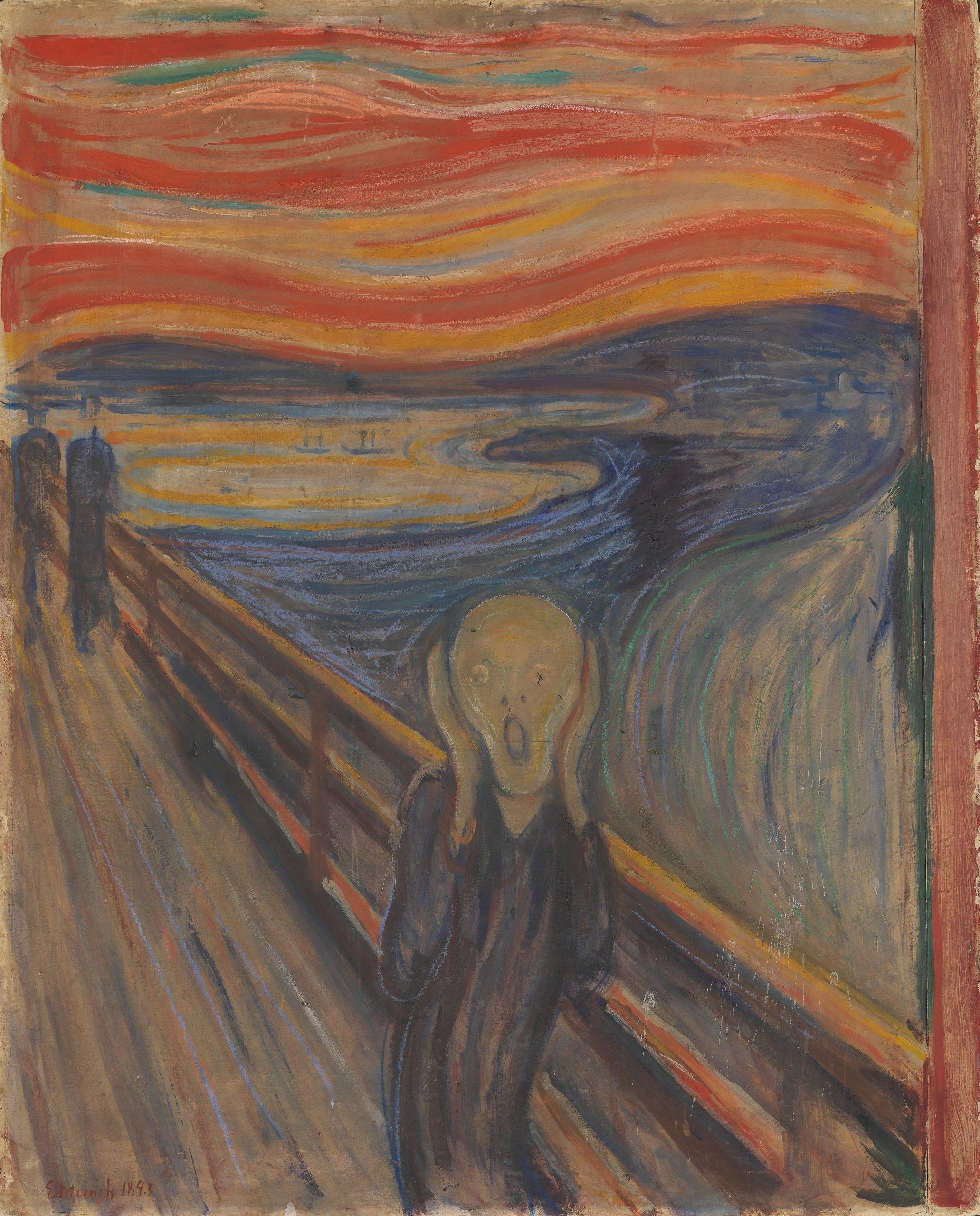 Edvard Munch - Le Cri (1893)