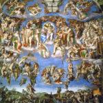 Michel Ange - Le jugement dernier !1536 - 1541)